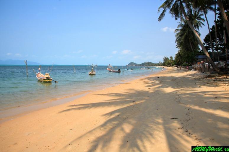 Все пляжи Самуи: Пляж Банг По (Bang Po Beach)