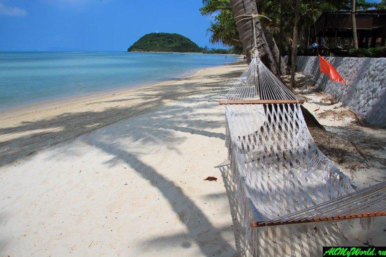Все пляжи Самуи: Пляж Лаем Яй (Laem Yai Beach)