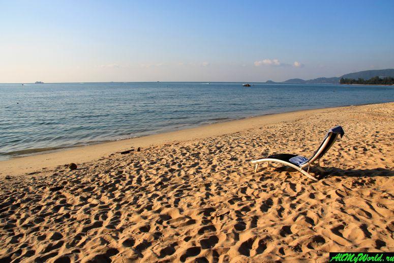 Все пляжи Самуи: Пляж Липа Ной (Lipa Noi Beach)