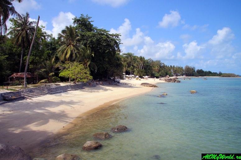 Все пляжи Самуи: Пляж Натьен (Na Thien Beach)