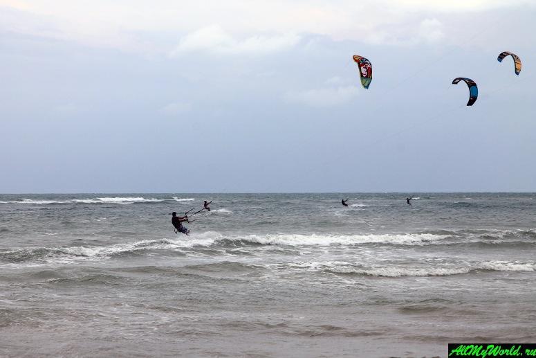 Все пляжи Самуи: Пляж Нахай (Nahai Beach)