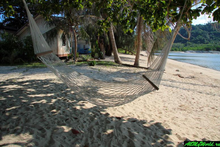Все пляжи Самуи: Пляж Панг Ка (Phang Ka Beach)