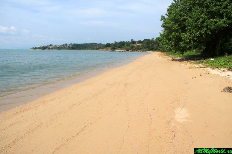 Все пляжи Самуи: Пляж Плай Лаем (Plai Laem Beach)