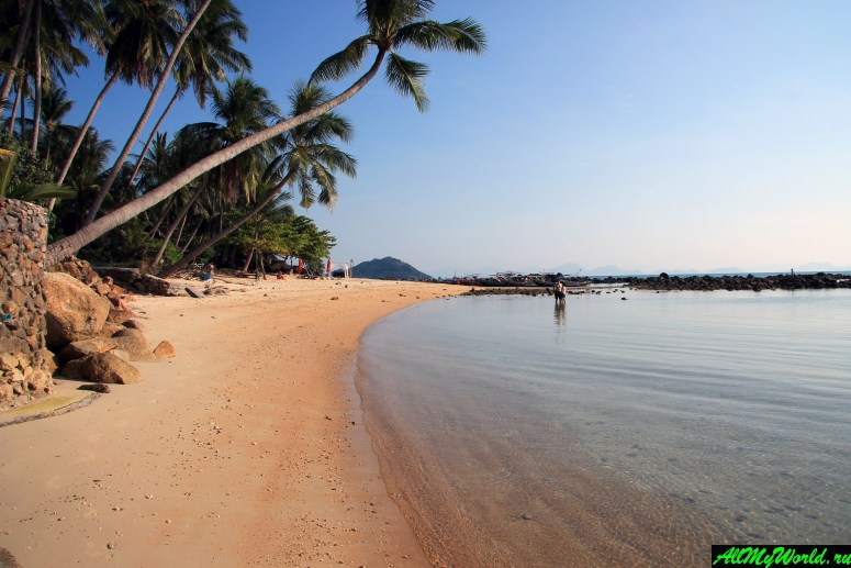 Все пляжи Самуи: Пляж Талинг Нгам (Taling Ngam Beach)