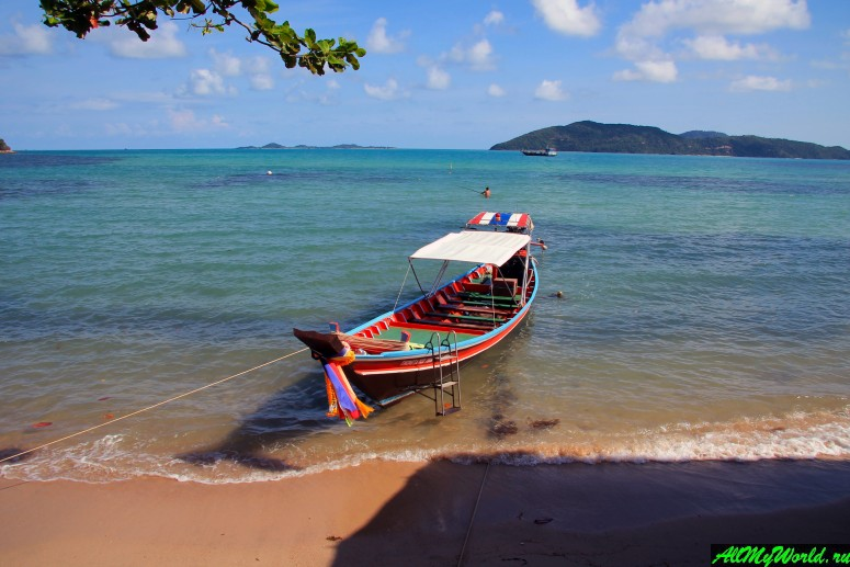 Все пляжи Самуи: Пляж Тонг Танот (Thong Tanod Beach)