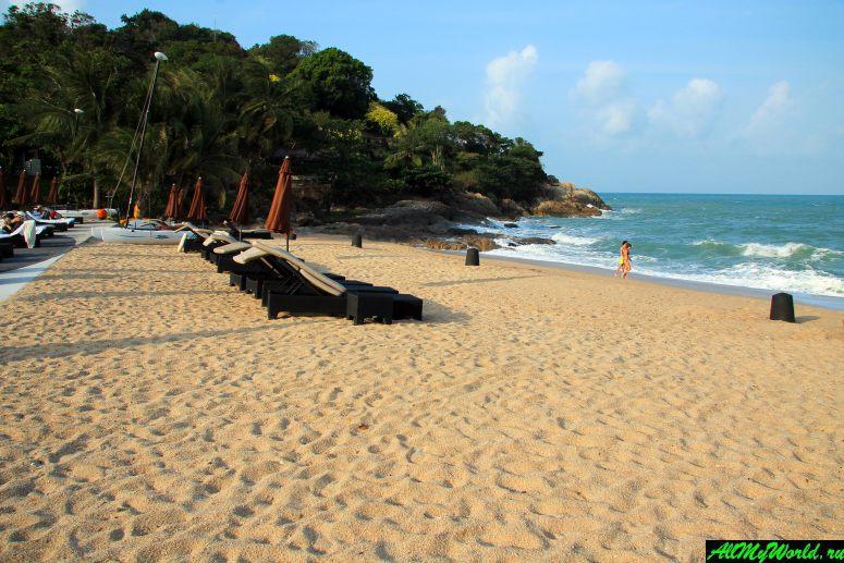 Все пляжи Самуи: Пляж Тонгсай (Thongsai Beach)