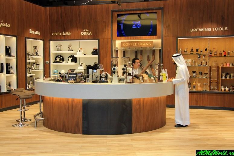 Достопримечательности Дубая - Дубай Молл