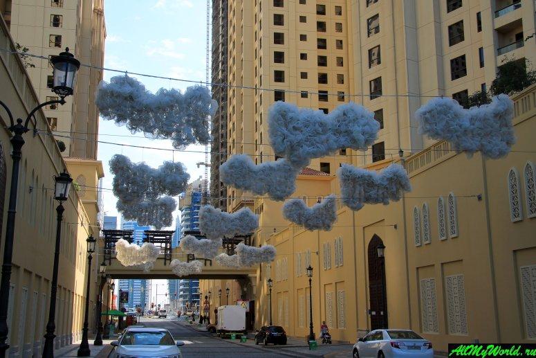 Достопримечательности Дубая - Дубай-Марина