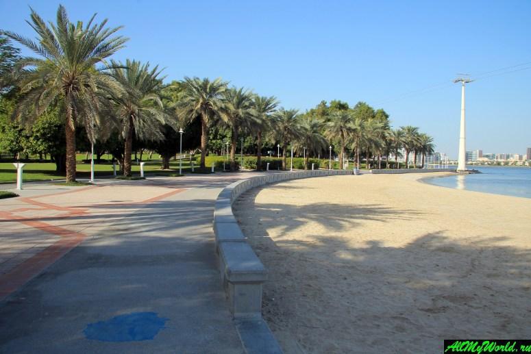 Достопримечательности Дубая - Крик-парк и дельфинарий