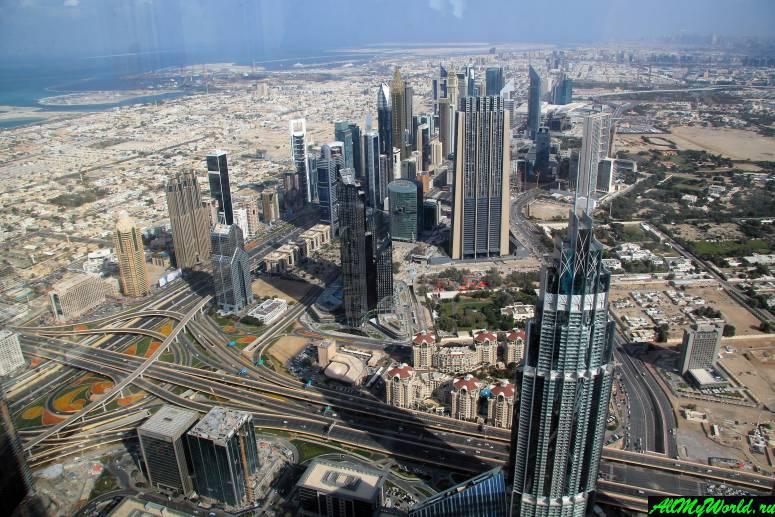 Достопримечательности Дубая - Бурдж-Халифа (Burj Khalifa)