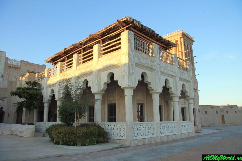 Дубай достопримечательности: Дом шейха Саида аль Мактума