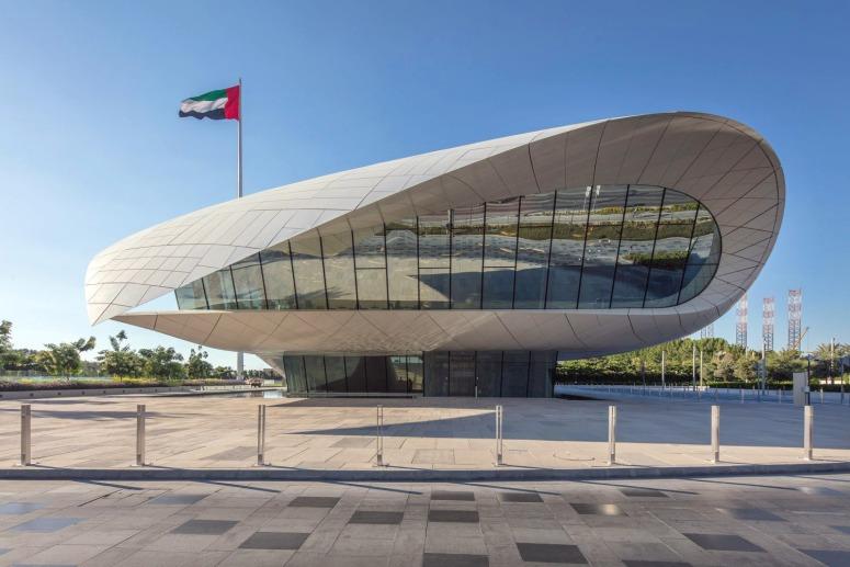 Достопримечательности Дубая - Музей Этихад