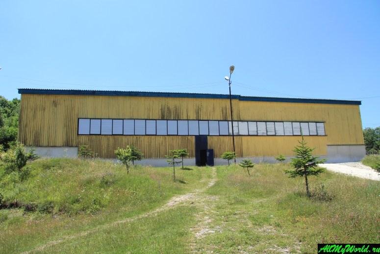 Грузия, Рача - винзавод в Бугеули (Александроули)