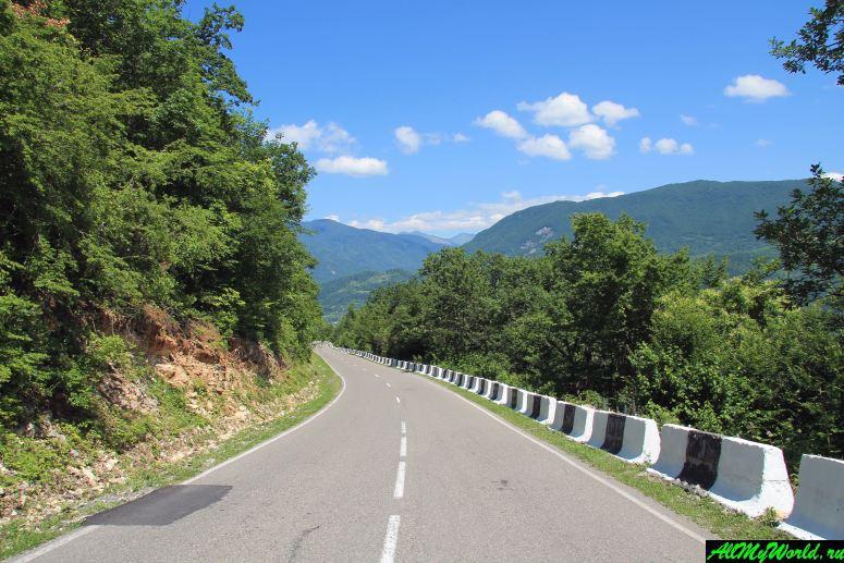 """Грузия, Рача: путешествие в """"горную Имеретию"""""""