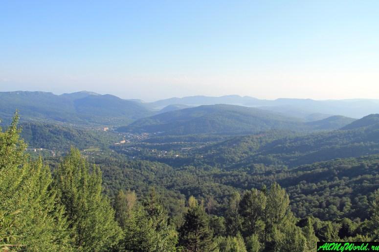 Грузия, Рача - перевал Накерала