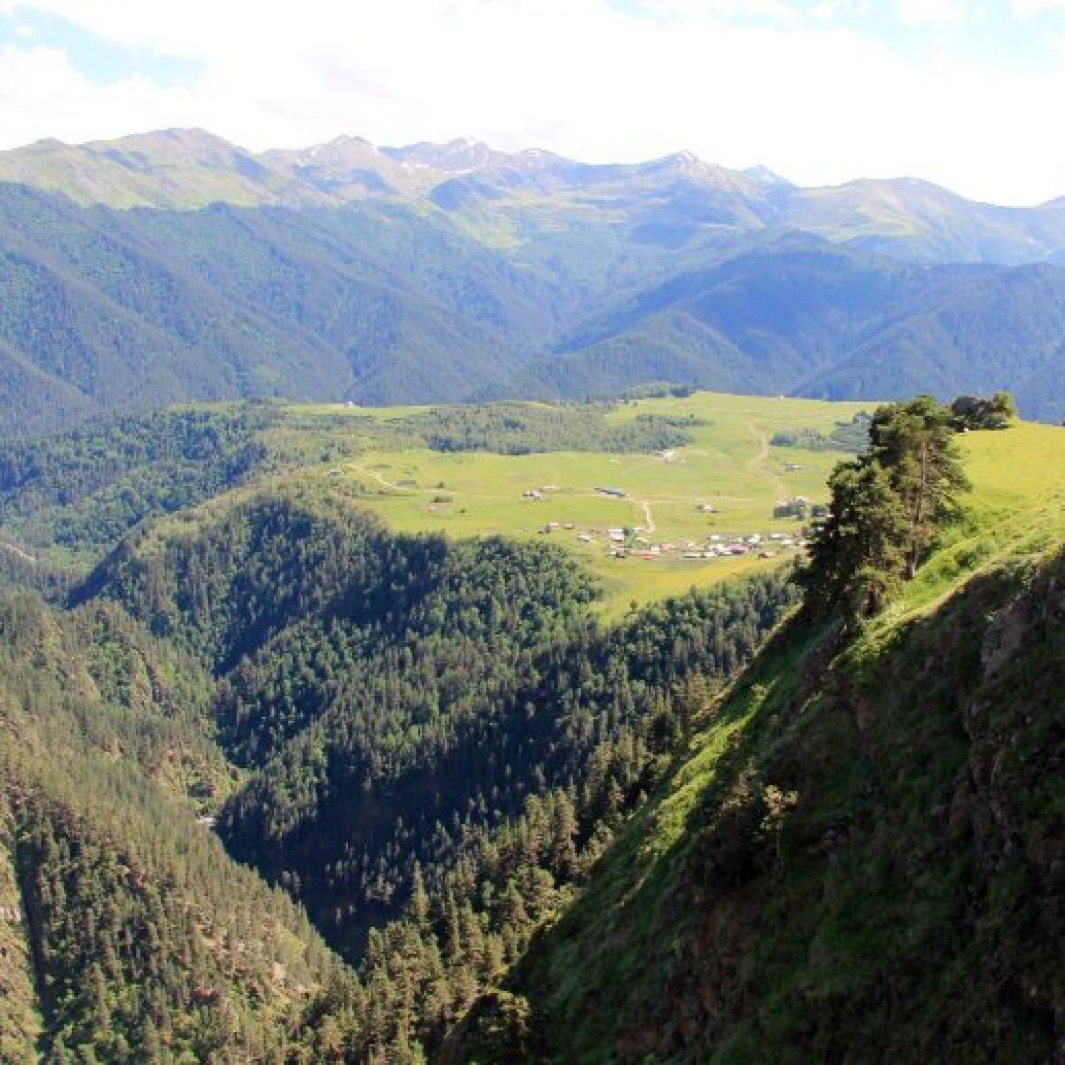 Грузия, Тушетия
