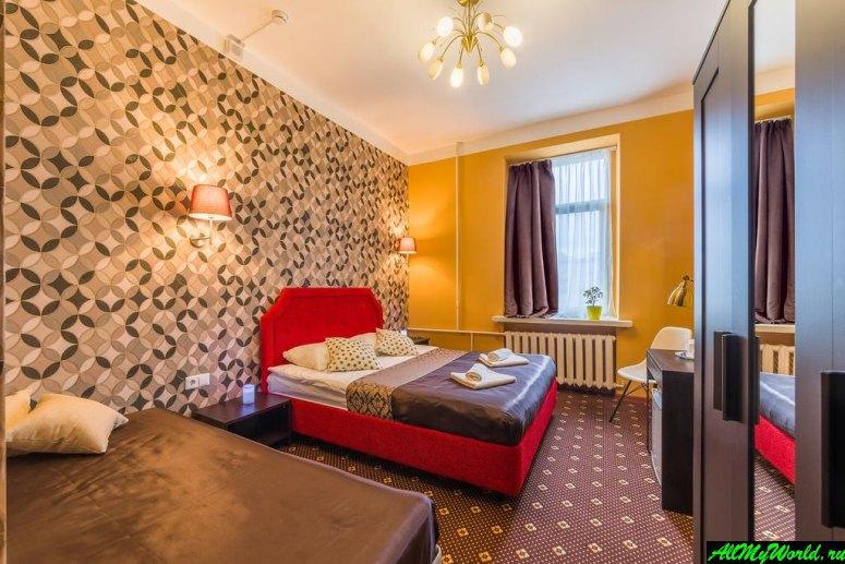 Лучшие отели Москвы по соотношению цены и качества - Апельсин Отель Чистые Пруды