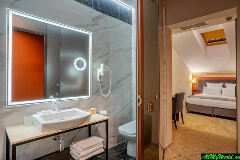 Лучшие отели Москвы по соотношению цены и качества - Barin Residence Myasnitskaya***