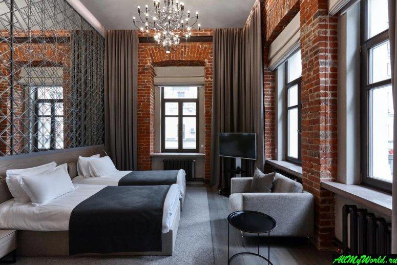 Лучшие отели Москвы по соотношению цены и качества - PR Myasnitsky Boutique Hotel****