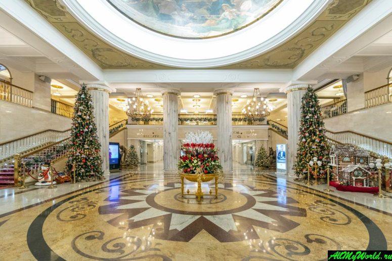Лучшие отели Москвы по соотношению цены и качества - Рэдиссон Коллекшен Отель Москва*****