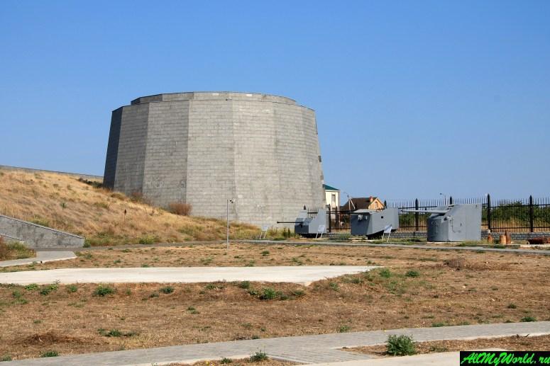 Достопримечательности Севастополя - Музей 35-й гвардейской береговой батареи