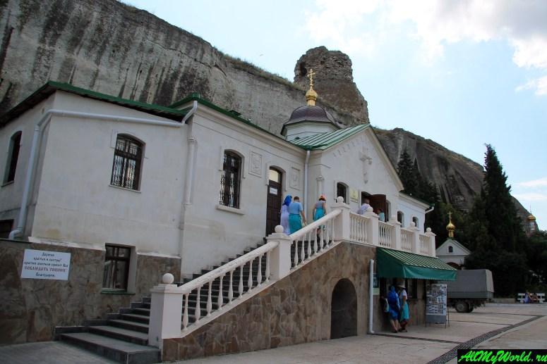 Достопримечательности Севастополя - Пещерный Инкерманский монастырь