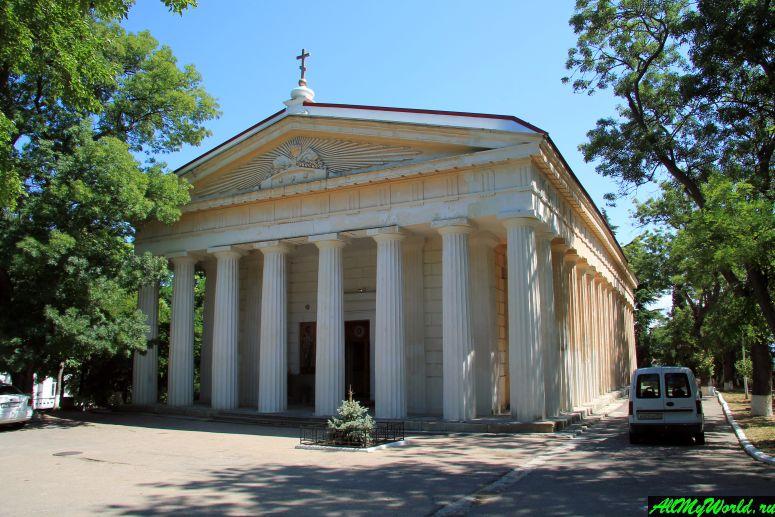 Достопримечательности Севастополя - Петропавловский собор