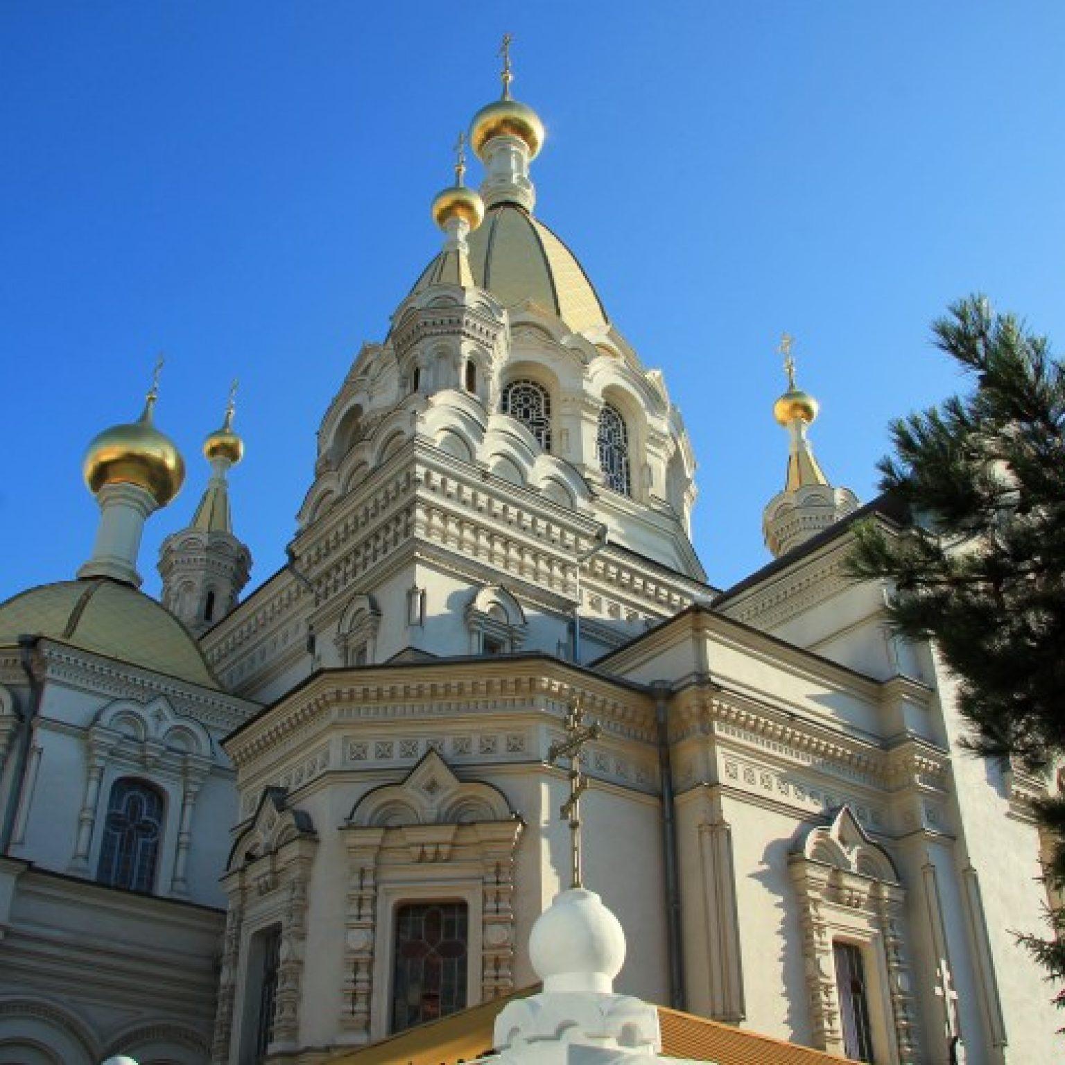 Достопримечательности Севастополя - Покровский собор