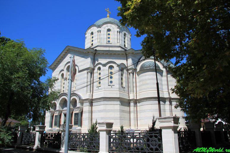 Достопримечательности Севастополя - Владимирский морской собор
