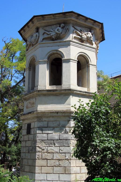 Достопримечательности Севастополя - Башня ветров