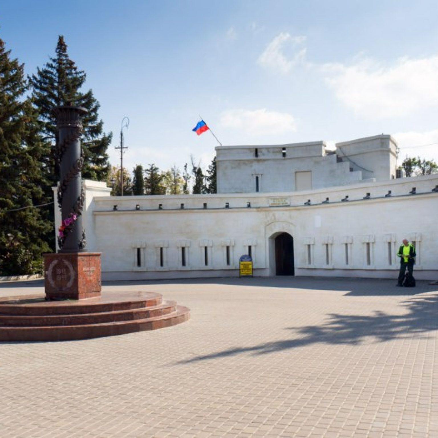 Достопримечательности Севастополя - Малахов курган