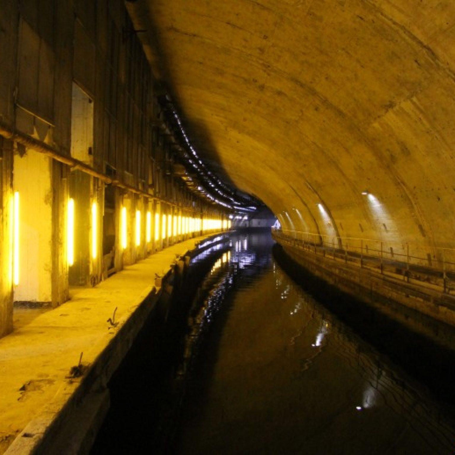 Достопримечательности Севастополя - Музей подводных лодок в Балаклаве (объект 825ГТС)