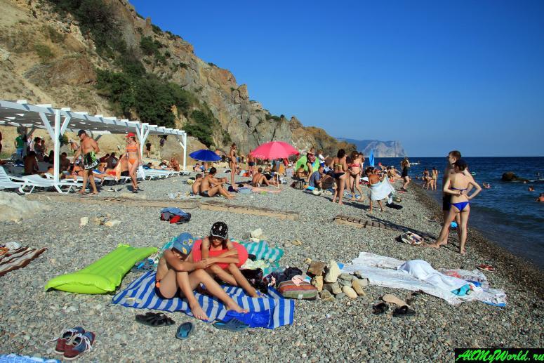 Достопримечательности Севастополя - Мыс Фиолент и Яшмовый пляж