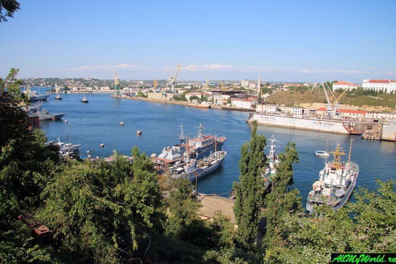 Достопримечательности Севастополя - Южная бухта