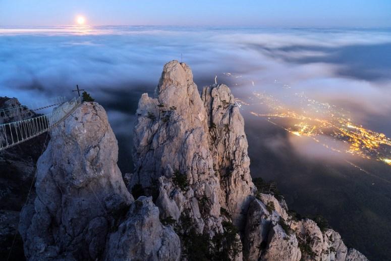 Достопримечательности Ялты – Гора Ай-Петри
