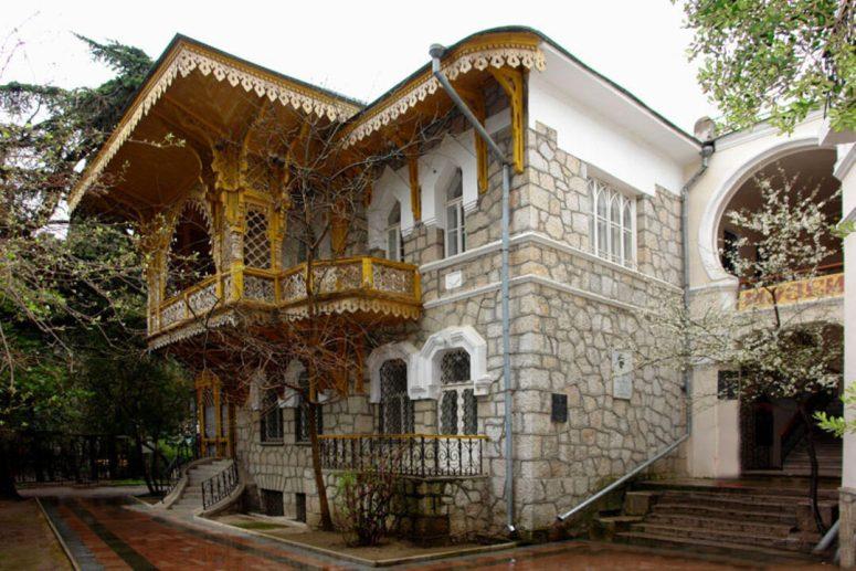Достопримечательности Ялты – Дом-музей Леси Украинки
