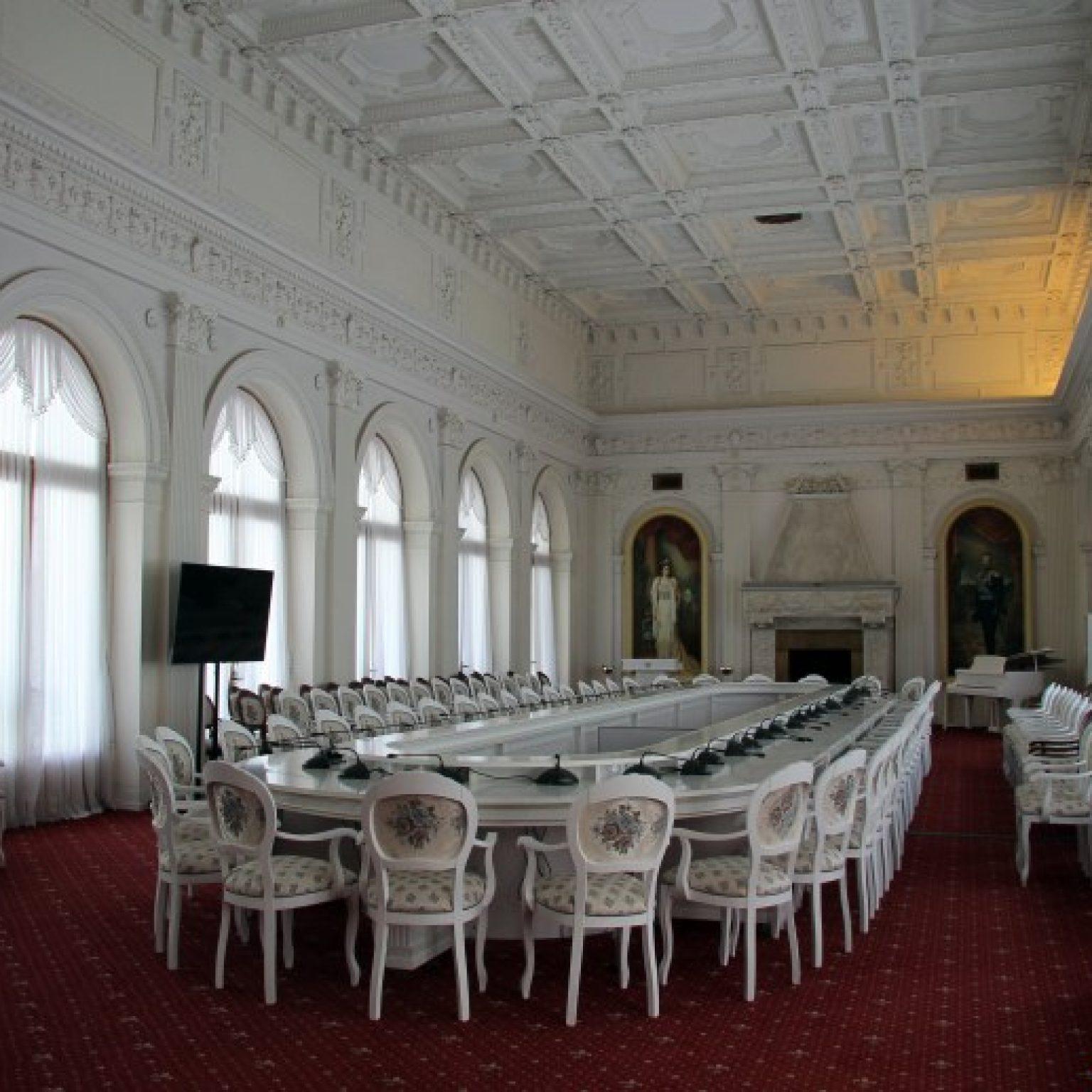 Достопримечательности Ялты – Ливадийский дворец