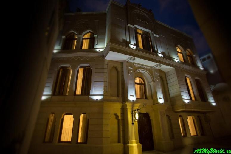 Где остановиться в Баку: Da Vinci Hotel