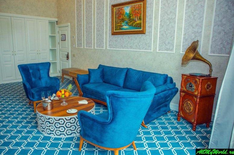 Где остановиться в Баку: Promenade Hotel Baku