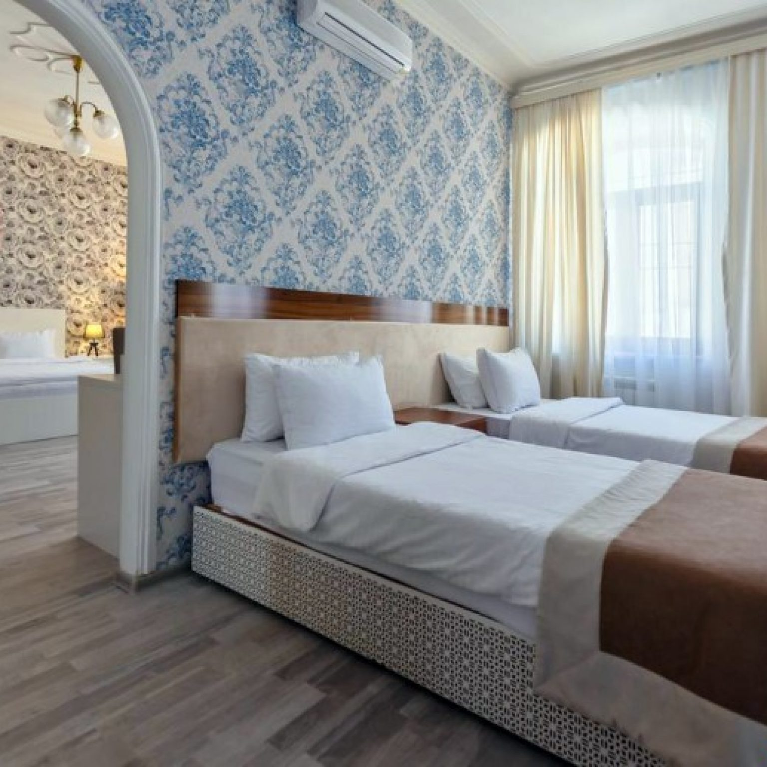 Где остановиться в Баку: Royal Palace Hotel Baku