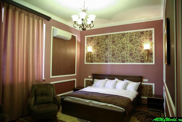 Где остановиться в Ереване: Dreams Hotel