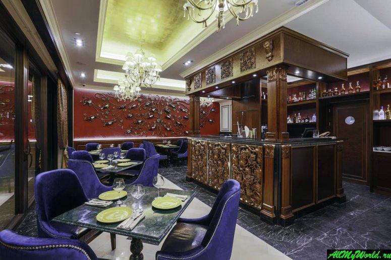 Где остановиться в Ереване: Golden Palace Hotel Yerevan