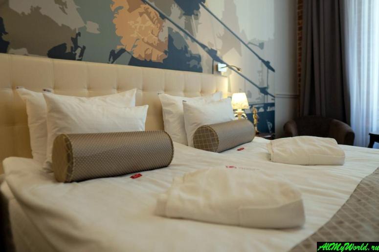 Где остановиться в Санкт-Петербурге - Галунов Отель