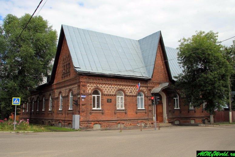 Гусь Хрустальный достопримечательности: Историко-художественный музей