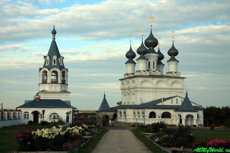Достопримечательности Мурома: Воскресенский женский монастырь