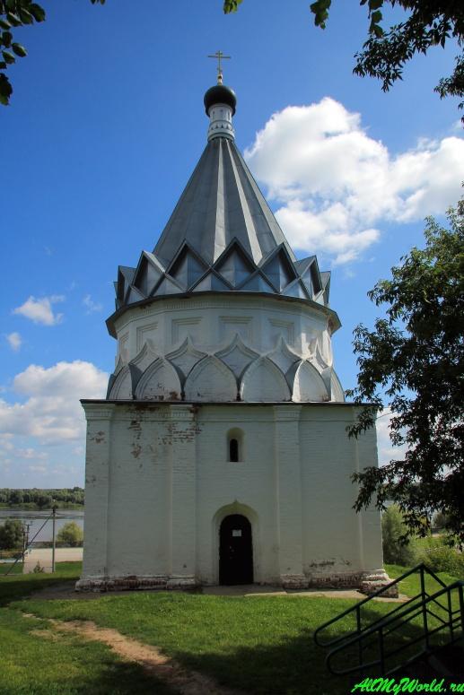 Достопримечательности Мурома: Церковь Косьмы и Дамиана