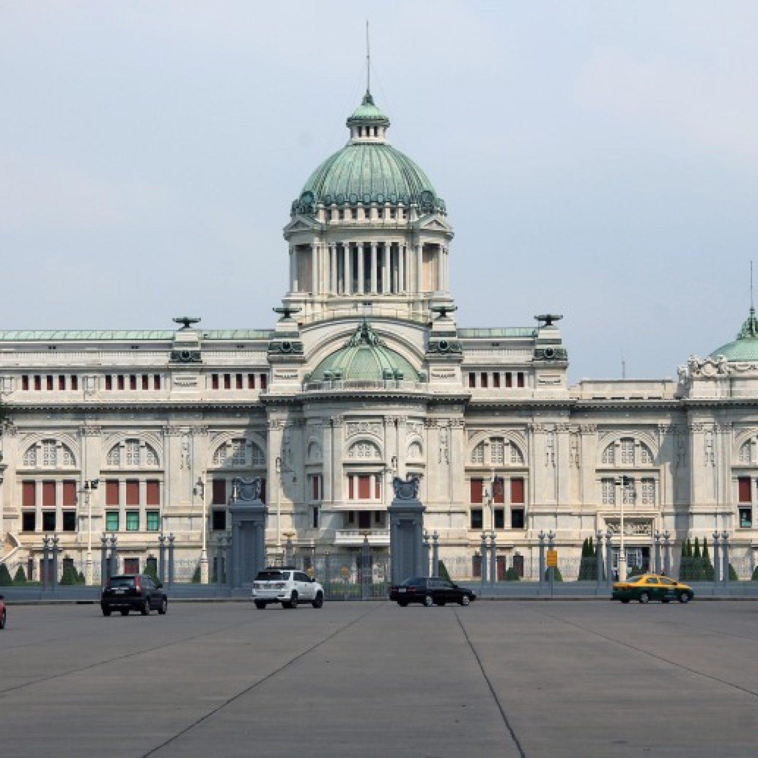 Attractions in Bangkok: Palace Ananta Samakhom