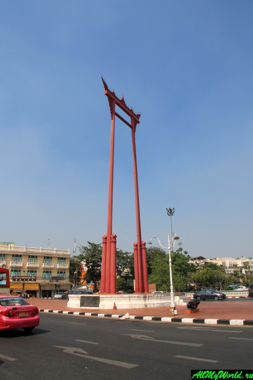 Attractions in Bangkok: The Giant Swing