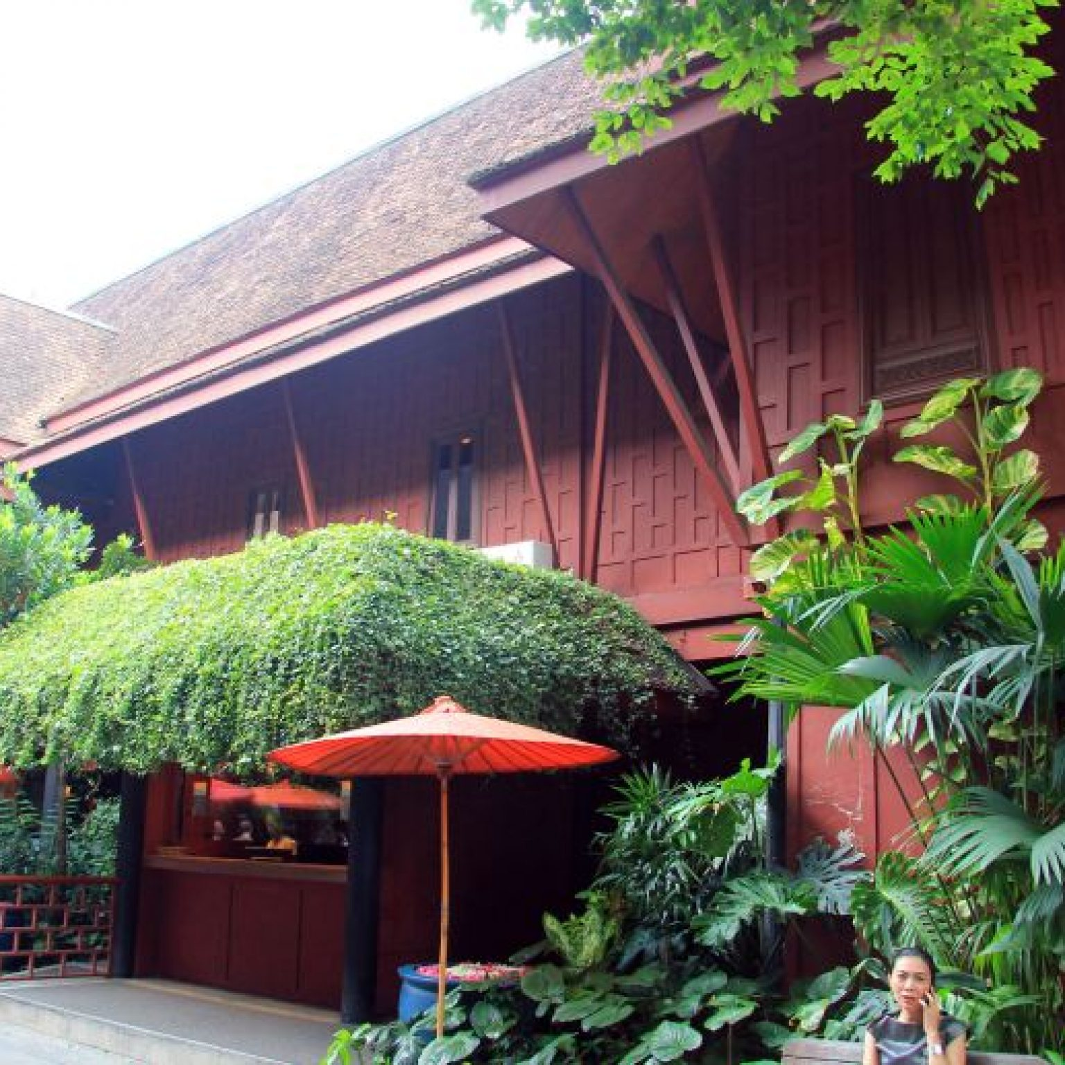 Attractions in Bangkok: Jim Thompson House Museum
