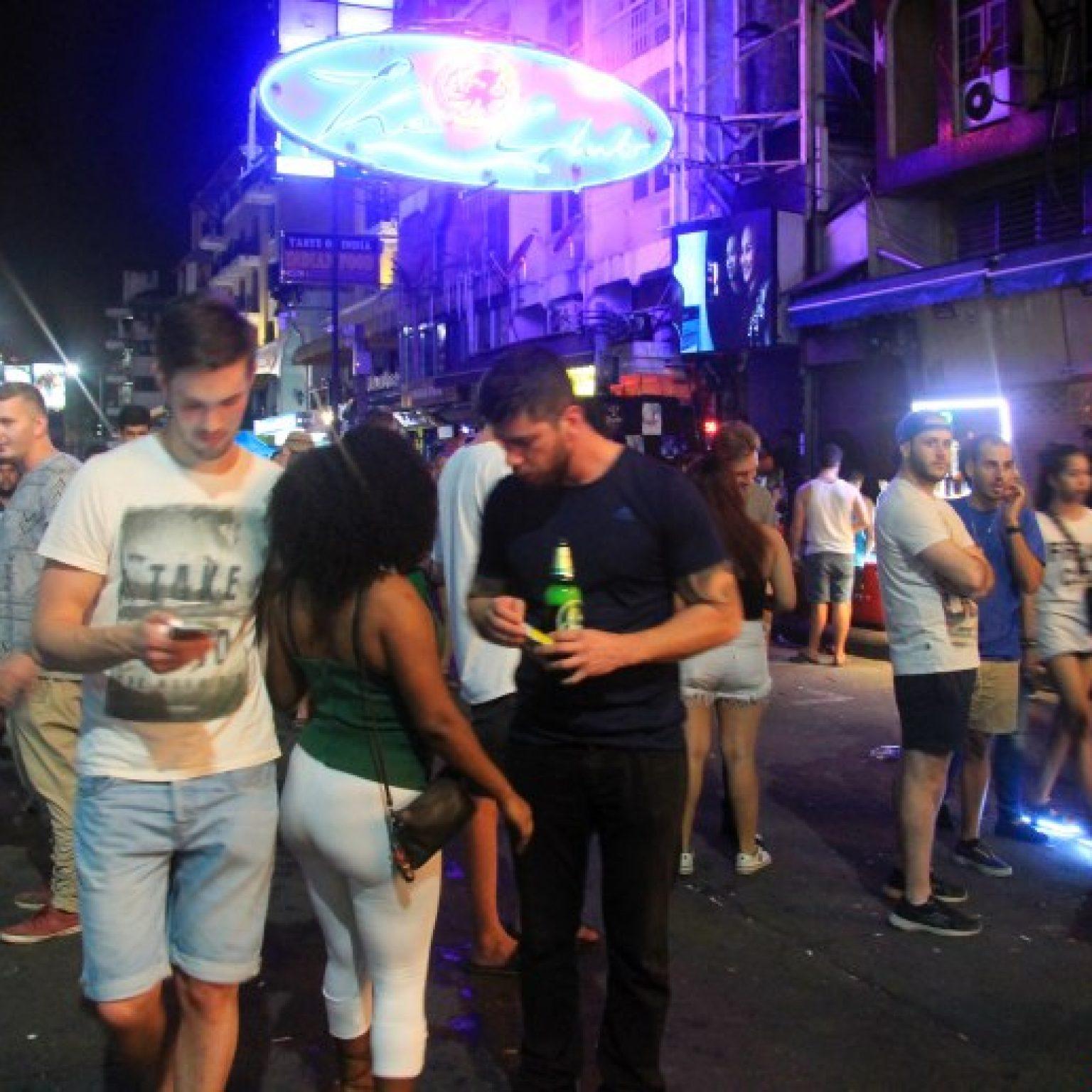 Attractions in Bangkok: Khaosan road